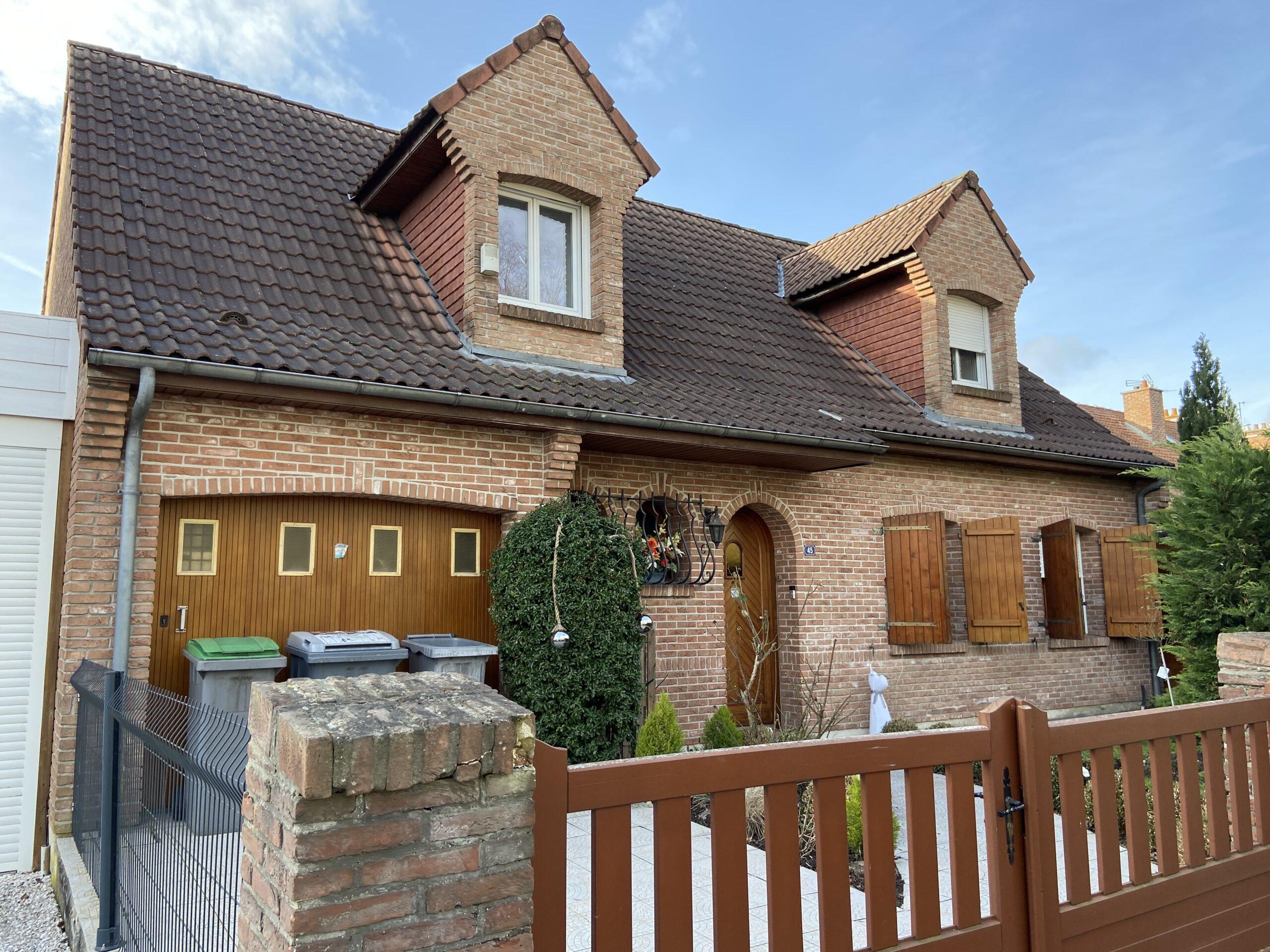 Maison individuelle 150m² sur une parcelle de 510m²